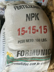 50 pound bag of fertilizer